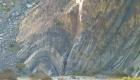 Geological features near MKT (Main Karakorum Thrust) in Nagar.